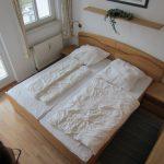 Schlafzimmer Familie Köhler hochwertig Ferienwohnung