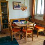 Essecke Familie Köhler hochwertige Ferienwohnung